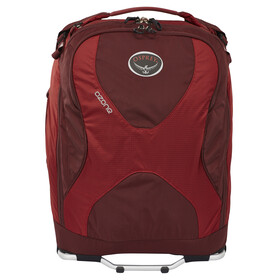 Osprey Ozone 36 Travel Luggage red